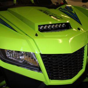 "Baja Designs® S8™ Textron Wildcat XX 2018 10"" LED Grille Mount Kit"