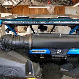 "Baja Designs® RTL-S™ 30"" Light Bar & Bolt Mount Kit Can-Am Maverick X3"