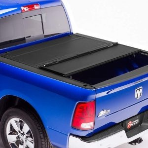Bakflip Mx4 Folding Tonneau Cover 2019 Ram 1500 5 5 Ft Bed W Rambox