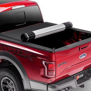 BAK Revolver X4 Hard Roll Up Bed Cover, F150 / RAPTOR 5.5ft Bed