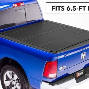 BAKFlip MX4 Folding Tonneau Cover, 02-18 RAM 6ft 4in Bed, w/o RamBox
