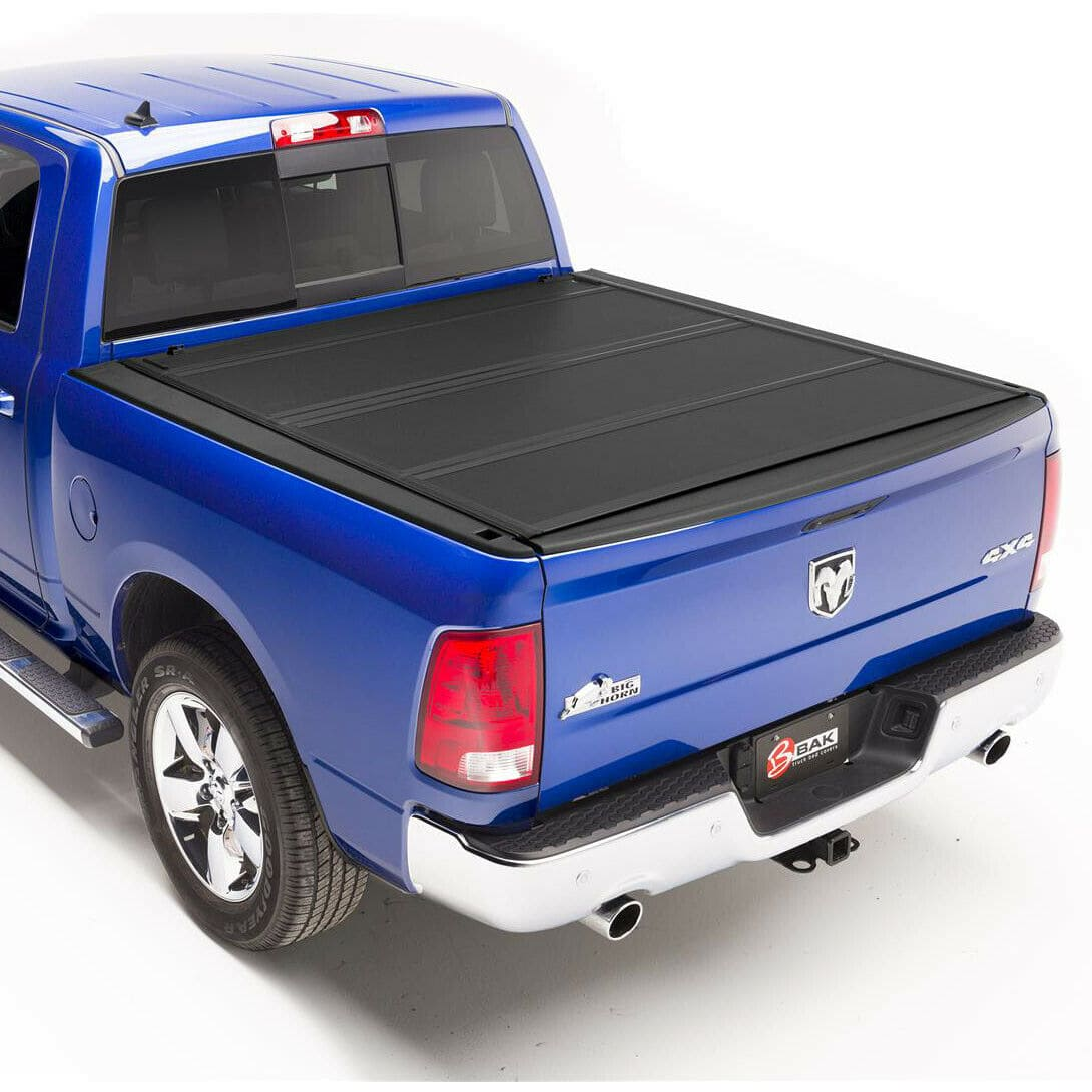 Bakflip Mx4 Hard Folding Tonneau Cover 09 19 Ram 1500 5 5 Ft Bed