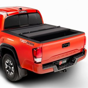 Bakflip Mx4 Hard Folding Tonneau Cover 16 19 Tacoma 5ft Bed