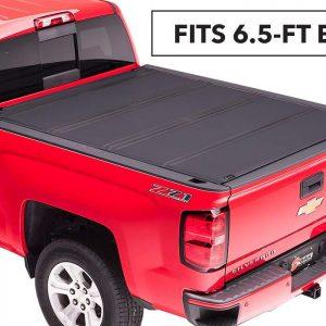 BAK Bakflip MX4 Folding Bed Cover for 14-19 Silverado Sierra 6ft 6in