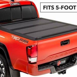 BAKFlip MX4 Hard Folding Tonneau Cover, 16-19 Tacoma, 5FT Bed
