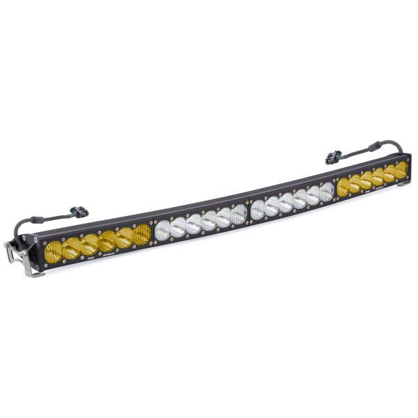 "Baja Designs® OnX6+™ Arc Dual Control 40"" Amber/White LED Light Bar"