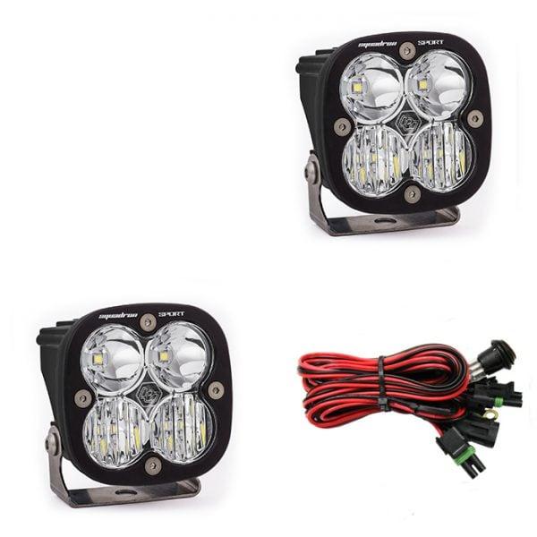 Baja Designs® Squadron Sport™ LED Pair Driving/Combo Light Kit