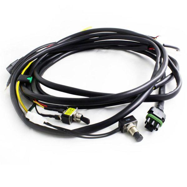 Baja Designs® XL/OnX6 Wire Harness w/ Mode Switch