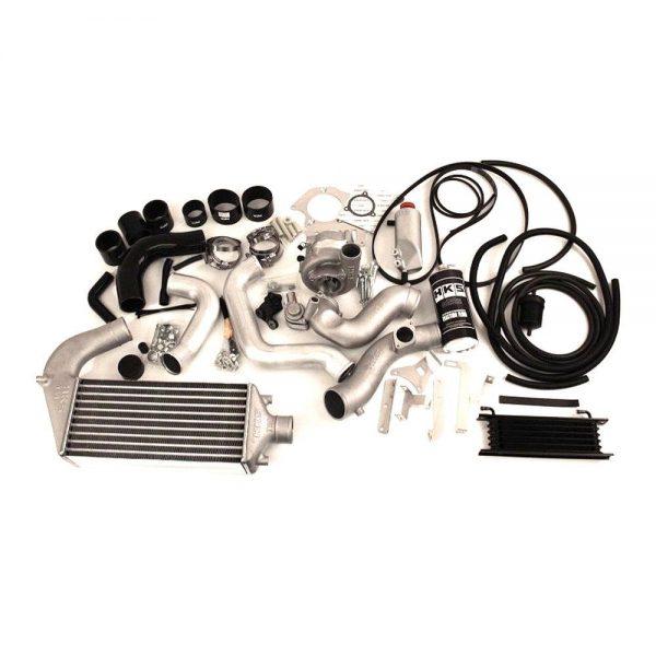 HKS GT Supercharger Kit V3 w/ECU Flash, 13+ GT86, FR-S, BRZ