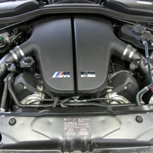 K&N Dual Cold Air Intake, 2005-2008 BMW M5/M6