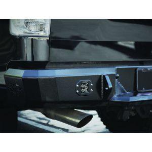 Rigid D-Series Pro Spot Midnight Pair LED Lights Flush Mount