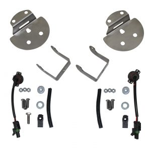 Baja Designs® Fog Pocket Mounting Kit, Chevy GMC Trucks