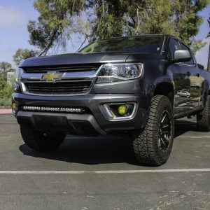 Baja Designs® Fog Pocket Mounting Kit, Chevy GMC Trucks
