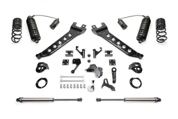 """Fabtech® 5"""" Lift Kit, Dirt Logic Coilovers/Shocks, 19-20 RAM 2500"""