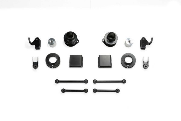 "Fabtech® 3"" Spacer Lift Kit, Shock Extensions, Jeep Gladiator"