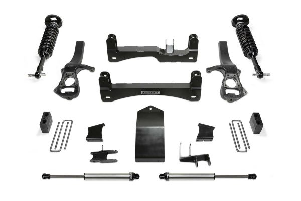 """Fabtech® 4"""" Performance Lift System, 19-20 GM Trail Boss/AT4"""
