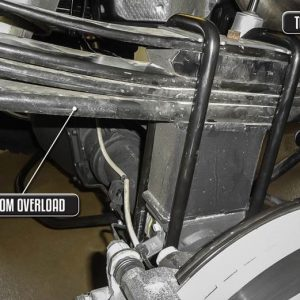 """Zone Offroad® 4"""" Lift Kit, 17-19 F250/F350 Diesel"""