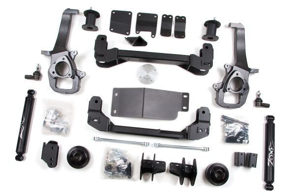 "Zone Offroad® 4"" Lift Kit, 13-18 RAM 1500 4WD"