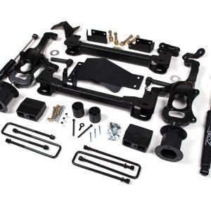 """Zone Offroad® 6"""" Lift Kit, 19-20 Silverado/Sierra 1500"""