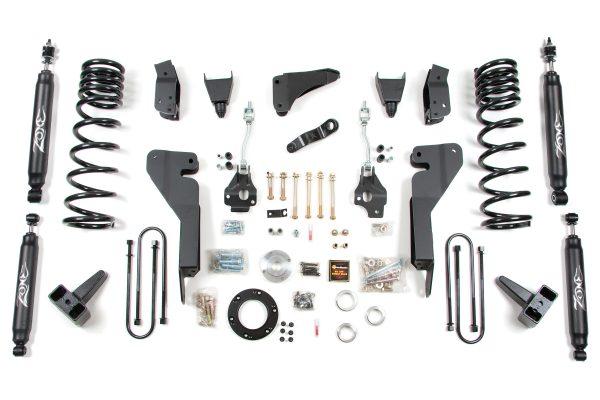 """Zone Offroad® 8"""" Lift Kit, 08 RAM 2500/3500 Diesel"""