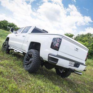 "Zone Offroad® 3"" Lift Kit, 11-19 Chevy/GMC 2500HD/3500HD"