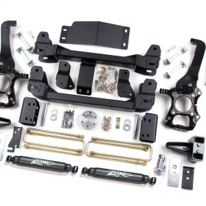 """Zone Offroad® 6"""" Suspension Lift Kit, 2014 F150 4WD"""