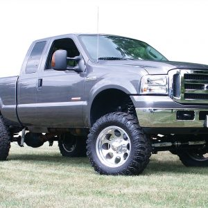 "Zone Offroad® 6"" Lift Kit, 05-07 Ford F250/F350 4WD"