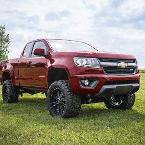 Zone Offroad® 5.5″ Lift Kit, 15-19 GM Colorado/Canyon