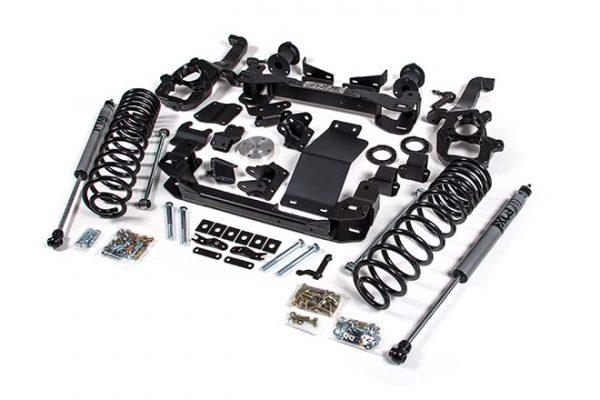 "Zone Offroad® 6"" Lift Kit, 2019 RAM 1500/Rebel 4WD"