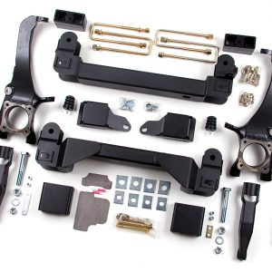 "Zone Offroad® 5"" Suspension Lift Kit, 07-15 Tundra"