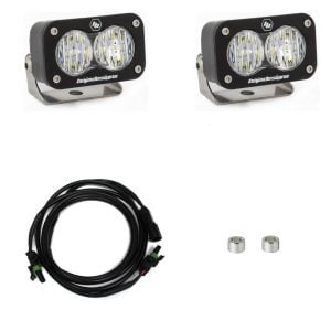 Baja Designs® S2™ LED Reverse Light Kit Ford Raptor 17-20