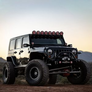 Rigid Industries® 360-Series Round LED Lights
