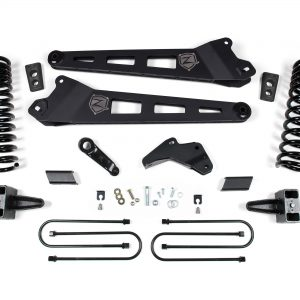 "Zone Offroad® 6.5"" Radius Arm Lift Kit 13-18 RAM 3500 Diesel 4WD"