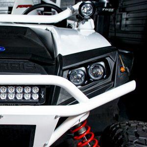 Vision X® LED Headlight Upgrade Kit 14+ Polaris RZR