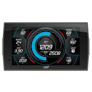 Edge® Insight CTS3™ Touchscreen Gauge Monitor
