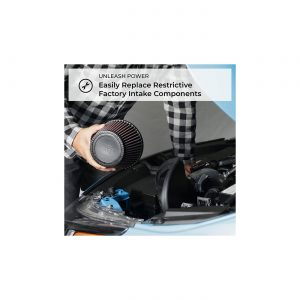 K&N® 63-2593 Cold Air Intake 15-20 Ford F150 2.7 EcoBoost