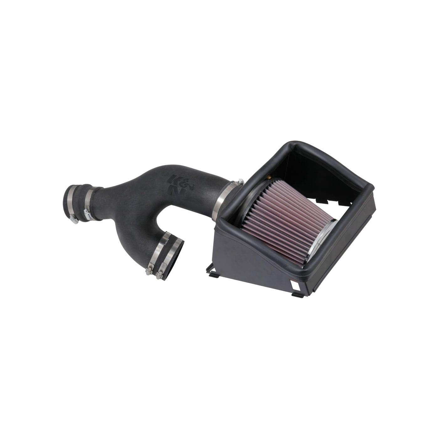 K&N® 63-2599 Cold Air Intake 17-20 F150 / Raptor 3.5 EcoBoost