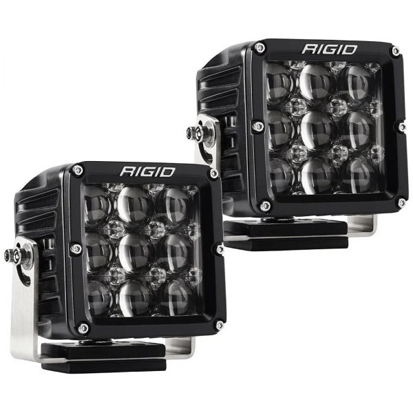Rigid Industries® D-XL Pro LED Hyperspot Lights Pair 322413