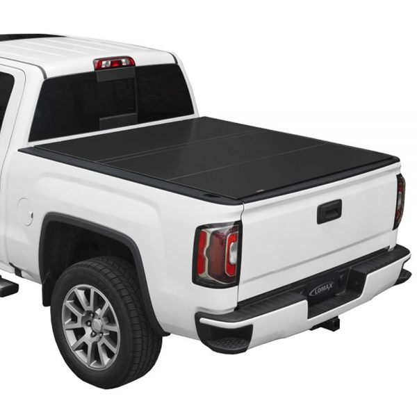 Access® LOMAX™ B1020089 Hard Tri-Fold Tonneau Bed Cover