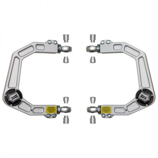 ICON® UCA Billet Front Upper Control Arms Kit (03+ 4Runner, 07+ FJ Cruiser)