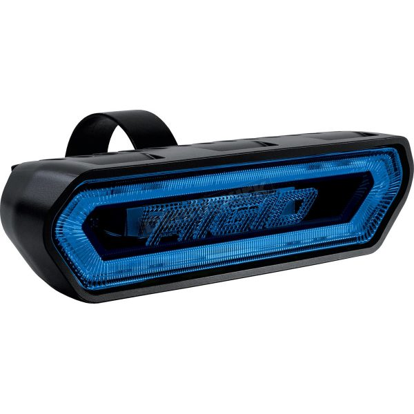 Rigid Industries® 90144 LED Rear Chase Tail Brake Light (Blue)