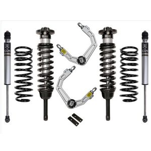 "ICON® 0-3.5"" Stage 2 Suspension Lift Kit, Billet UCA, 03-09 4RUNNER / FJ"