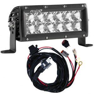 Rigid Industries® E-Series Pro 6-inch Flood LED Light Bar