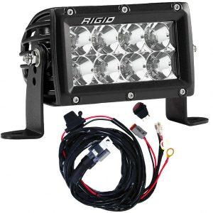 Rigid Industries® E-Series Pro 4-inch Flood LED Light Bar