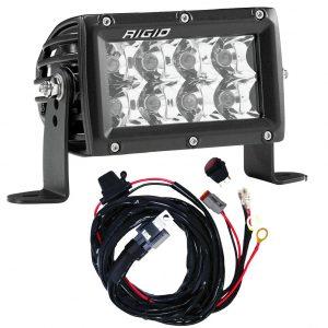 Rigid Industries® E-Series Pro 4-inch Spot LED Light Bar