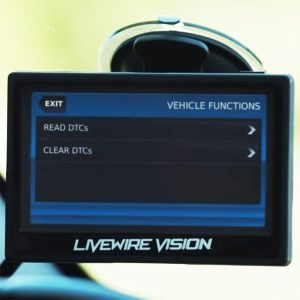 SCT® Livewire Vision™ Touchscreen OBDII Gauge Monitor 1996-2020 Ford