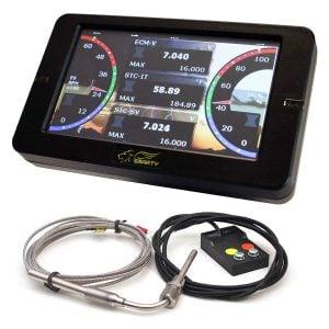 Smarty S2G Touch Tuner Programmer EGT Probe Bundle | 1998-2018 Ram Cummins