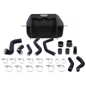 Mishimoto® Performance Turbo Intercooler Kit (Black) 11-14 F150 3.5 EcoBoost