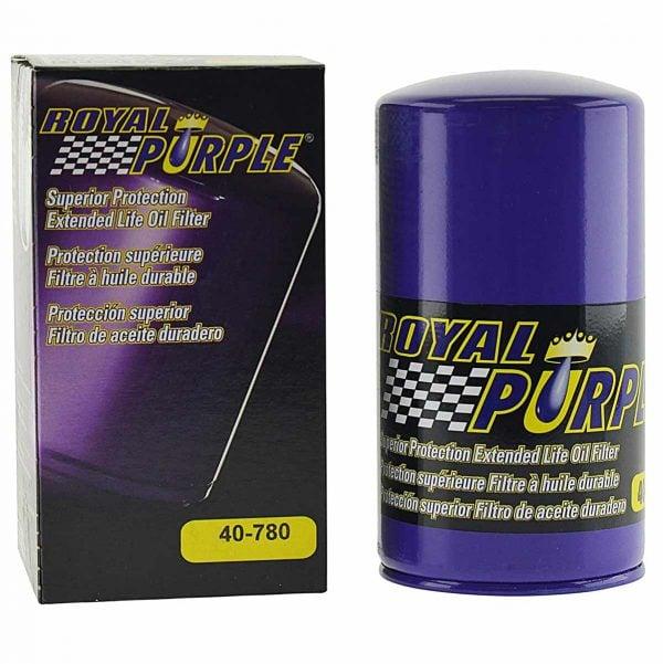 Royal Purple®40-780 Extended Life Oil Filter 89-19 Ram Cummins Diesel