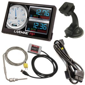 SCT® Livewire TS+™ Programmer EGT Probe Kit 99-19 Ford Super Duty